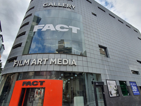 The FACT Reopens Its Cinema, Gallery & Cafe