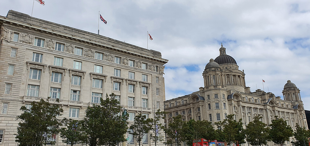 The Cunard Building, head offices for Liverpool City Council (Credit: The Liverpudlian/Peter Eric Lang).