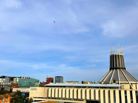 The Knowledge Quarter In Liverpool City Centre Is The Home To World-Class Institutions