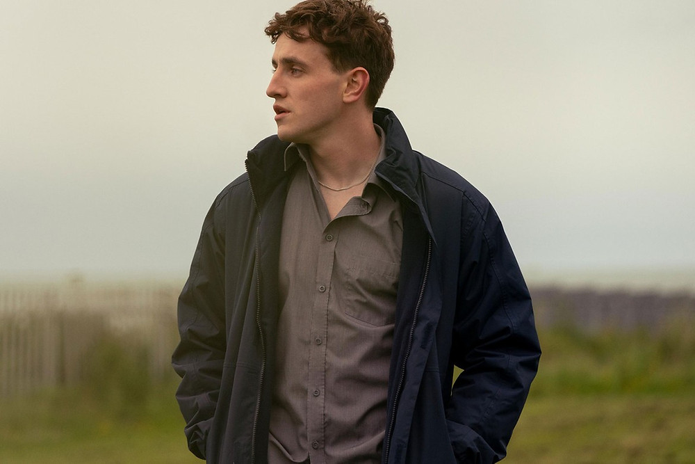 Paul Mescal as Connell in 'Normal People' (Credit: BBC).