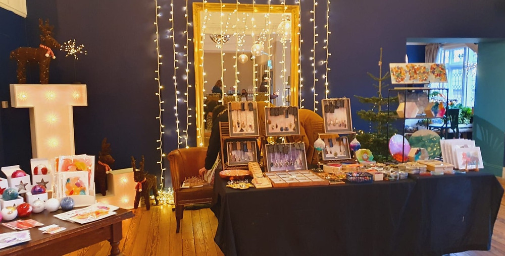 Original artwork and crafts by local creative makers sold at stalls in LEAF West Kirby (Credit: Image Supplied by The LEAF Group).