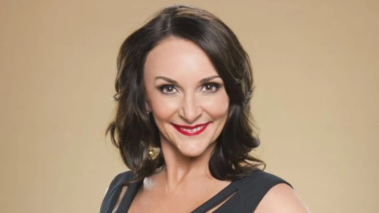 Shirley Ballas, the talented Latin champion as Head Judge of Strictly Come Dancing (Credit: BBC).