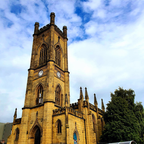 St. Luke's Bombed Out Church