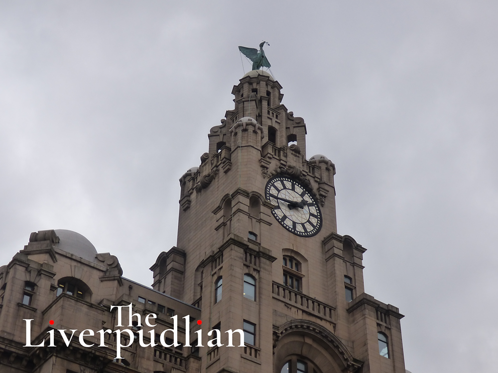 The Royal Liver Building, the icon of the Liverpool City Region (Credit: The Liverpudlian/Peter Eric Lang).