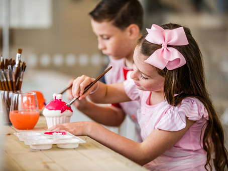 Eden Tearoom & Galleries August School Summer Holiday Plans For Families & Children Of All Ages