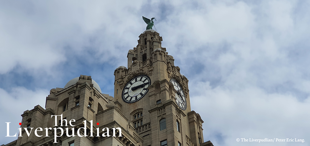The iconic Royal Liver Building was the tallest building in the UK for 50 years, from 1911 upon its completion until 1961 (Credit: The Liverpudlian/ Peter Eric Lang).