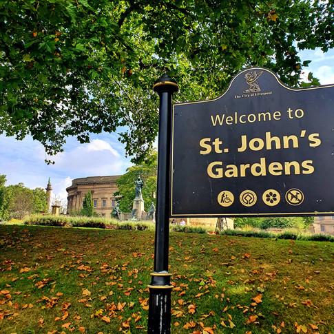St. John's Garden