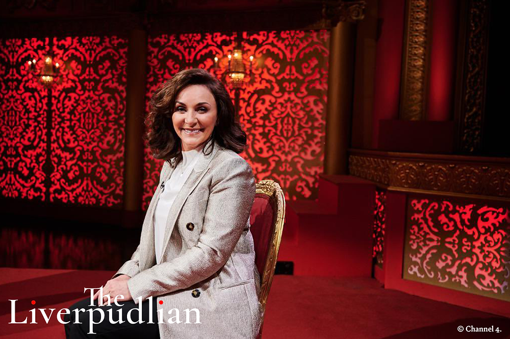 'Taskmaster Starring Shirley Ballas' in New Years Special crowns the Liverpudlian the winner of the show (Credit: Channel 4).