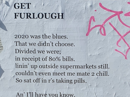 'Dealers Did Not Get Furlough': Words From Local Scouse Poet 'D'ya Know What I Mean?'