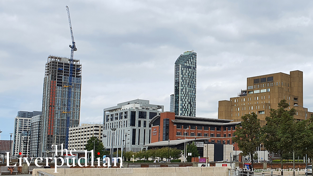The Commercial District in Liverpool City Centre which will become significantly quiter during the National Lockdown (Credit: The Liverpudlian/Peter Eric Lang).