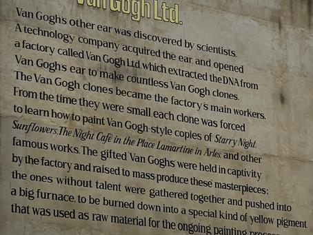 Van Gogh Ltd.; The Bizarre Tale Of Clones, Factories, Replica Paintings & Ear DNA in Liverpool