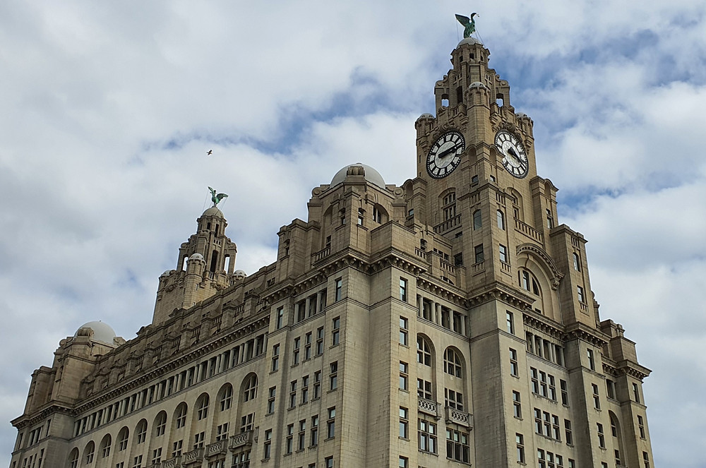 The Liver Building is the iconic representation of the Liverpool City Region (Credit: The Liverpudlian/Peter Eric Lang).