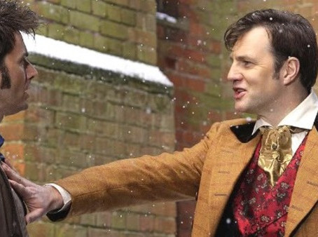 4 Iconic Roles Played By David Morrissey: From The Walking Dead To Doctor Who & Britannia