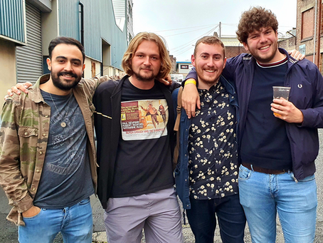 INTERVIEW: The Merchants Chat About Their Latest Single, Playing FestEVOL & Headlining At EBGBS
