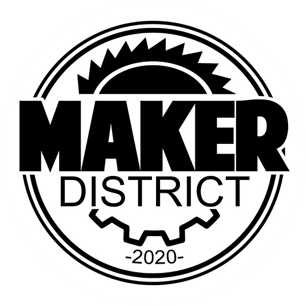 Maker District Logo 4 - WHITE CIRCLE.png