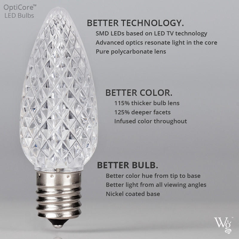 Highest Quality Bulbs: Opticore Bulbs