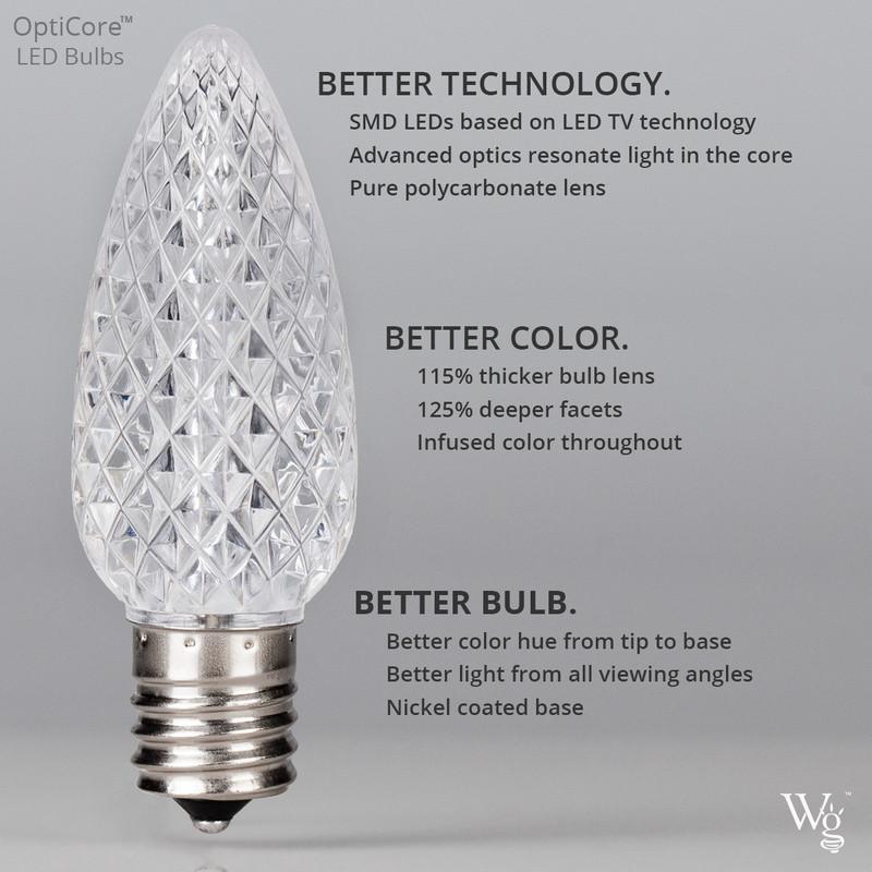 Highest Quality Bulbs: Opticore Bulbs