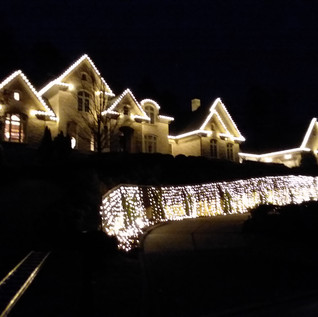Christmas light MPE Home services