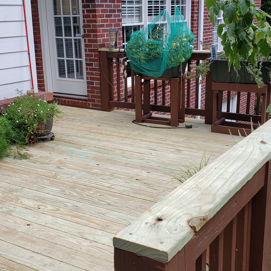 Deck Resurfacing 7