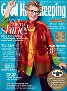 Digital Magazine Cover - Good Housekeeping