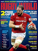 Digital Magazine Cover - Rugby World