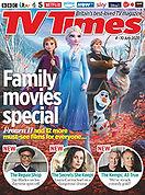 Digital Magazine Cover - TV Times