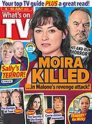 Digital Magazine Cover - TV