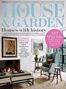 Digital Magazine Cover - House & Garden