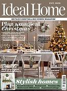 Digital Magazine Cover - Ideal Home