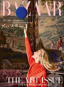 Digital Magazine Cover - Harper's Bazaar