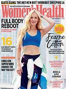 Digital Magazine Cover - Women's Health