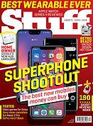 Digital Magazine Cover - Stuff