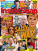 Digital Magazine Cover - Inside Soap