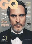 Digital Magazine Cover - GQ