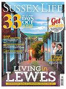Digital Magazine Cover - Sussex Life