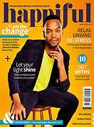 Digital Magazine Cover - Happiful