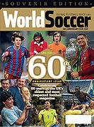 Digital Magazine Cover - World Soccer
