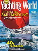 Digital Magazine Cover - Yachting World