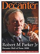 Digital Magazine Cover - Decanter
