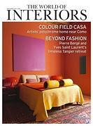 Digital Magazine Cover - the World of Interiors