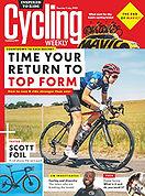 Digital Magazine Cover - Cycling