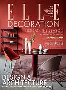Digital Magazine Cover -  Elle Decoration