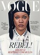 Digital Magazine Cover - Vogue