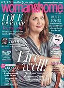 Digital Magazine Cover - Woman & Home