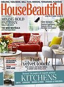 Digital Magazine Cover - House Beautiful
