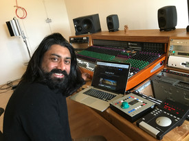 Working with Talvin Singh