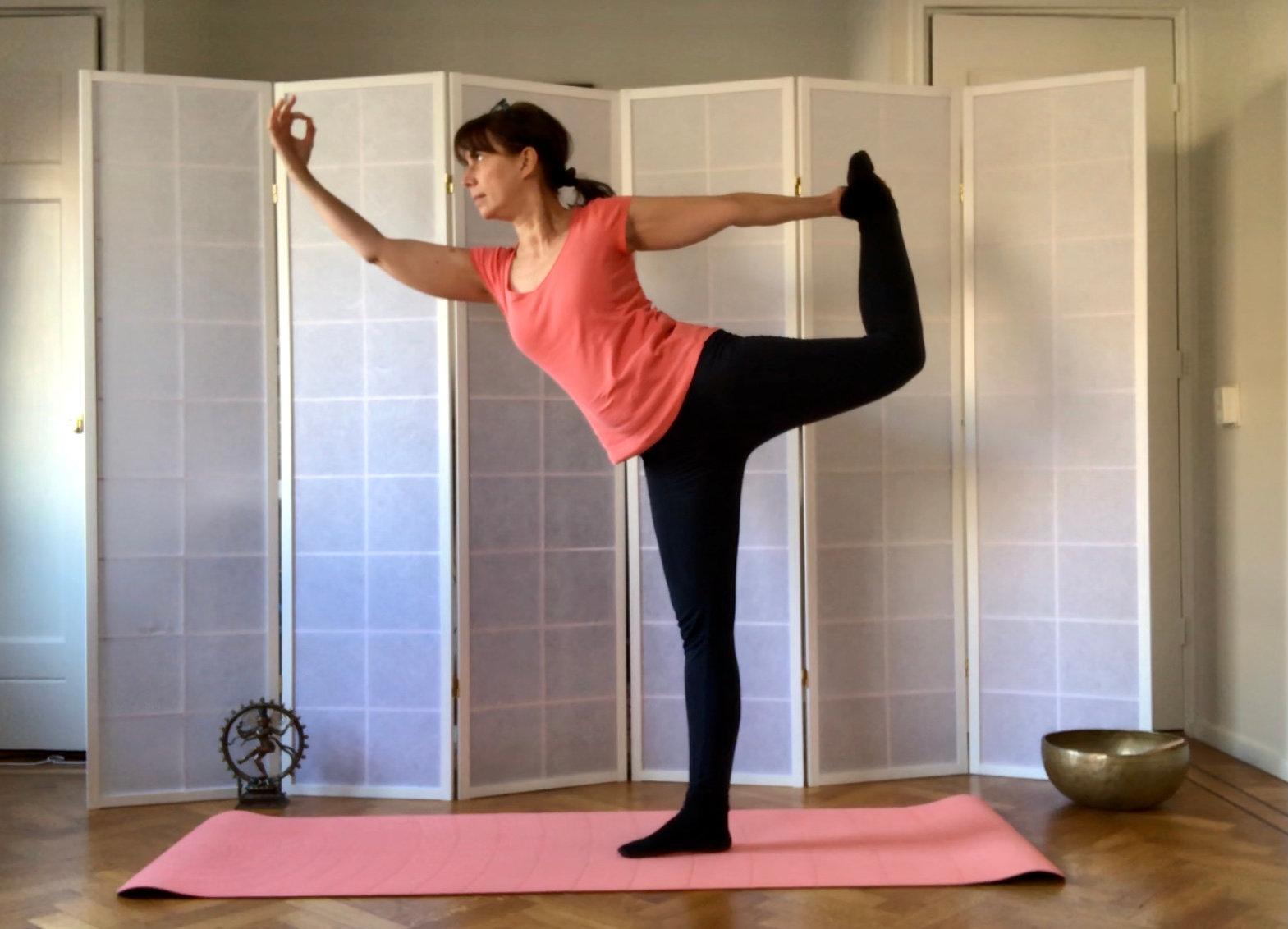 Miercuri 18:00CET Yoga pentru toti