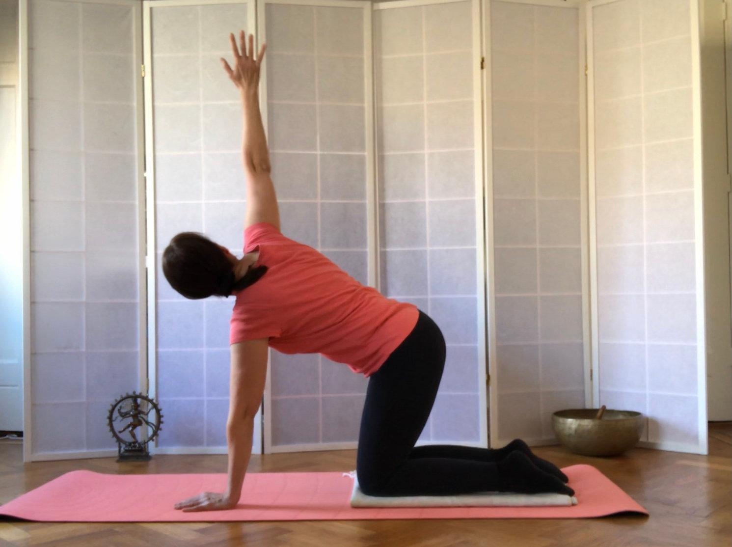 Duminica 18:00CET Yoga pentru toti