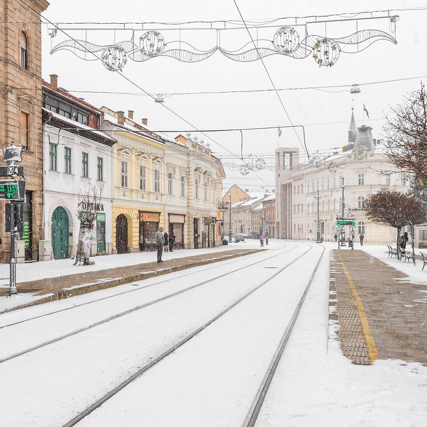 2019 Hungary Training