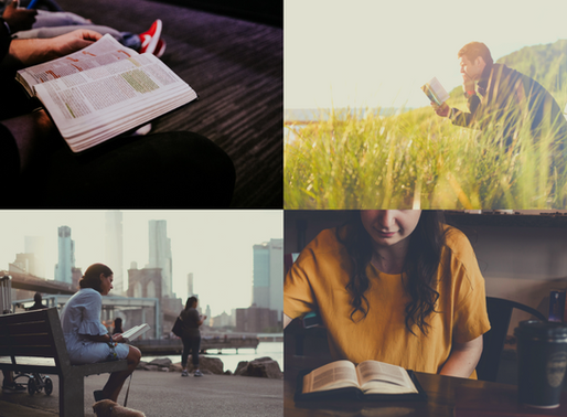 How to get started with one-to-one bible reading